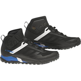 adidas TERREX Trail Cross Protect Shoes Men Blue Beauty/Core Black/Collegiate Navy